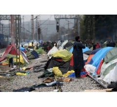Image for Idomeni Tent City Refugees Removed By Greek Authorities