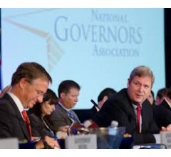Image for Governors Arrive in Washington with Possible Presidential Candidates