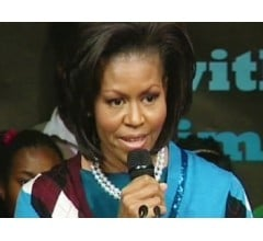Image for First Lady Supports Americans Studying Abroad