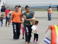 Deporting of Children Begins in the U.S.
