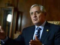 Guatemalan Wants a Central American Plan to Stop Emigration