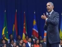 Barack Obama Talks Up Africa Deals