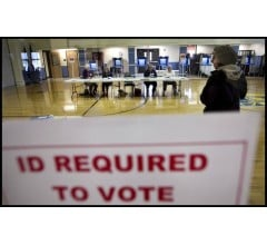 Image for Voter ID Law Upheld by Court in Wisconsin