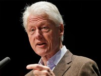 Bill Clinton in New Hampshire For Democrats