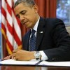 Obama Threatens Veto to Counter Republican Congress