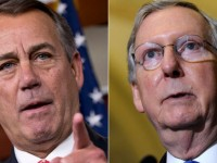 Republicans Take Over Congress on Tuesday