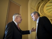 Democrats Filibuster Bill for Homeland Security