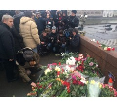 Image for Russian Officials Say Opposition Leader Possibly Killed by own Members