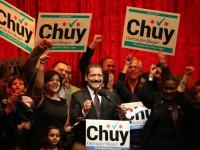 Garcia Bid for Mayor Excites Hispanics