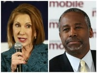 Fiorina and Carson Announce Presidential Bids for 2016