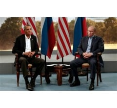Image for Putin Has Reportedly Spoken Twice to Obama about Global Concerns