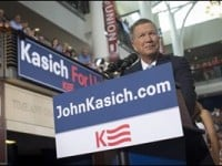 John Kasich the Governor of Ohio Enters GOP Race