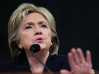 Hillary Clinton Being Grilled on Capitol Hill in Benghazi Hearing