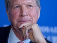 John Kasich Produces Video Linking Trump and Nazi Germany