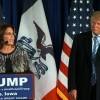 Sarah Palin to Help Trump Fight Ted Cruz
