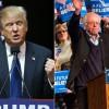 Donald Trump Wins Three States, Bernie Sanders Takes Michigan