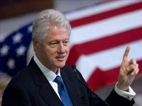 Candidates Focus On North Carolina With Bill Clinton in Raleigh