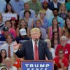 Donald Trump Comments on Second Amendment Stir Controversy