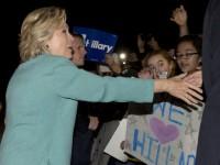 Millions Raised by Hillary Clinton Across California