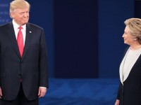 Presidential Debate Takes a Dark Turn