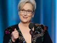 Golden Globe Award Winner Meryl Streep Blasts President-Elect