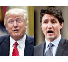 Image for President Donald Trump Hosting Canada's Prime Minister Justin Trudeau