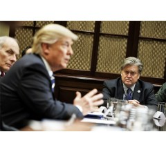 Image for Report: Trump Was Not Completely Briefed on Bannon NSC Seat