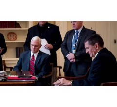 Image for Report: Trump kept Vice President in Dark About Russians and Flynn