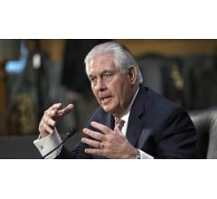 Image for Conservative Site Only Media Outlet on Trip With Tillerson