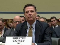 FBI Director Comey Testifying Monday on Russian Interference