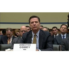 Image for FBI Director Comey Testifying Monday on Russian Interference