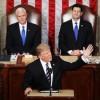 President Trump's First Address Optimistic