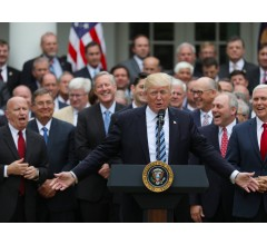 Image for White House Tells Republicans They Will be Rewarded for Vote