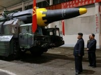 Scud-Class Missile Launched by North Korea