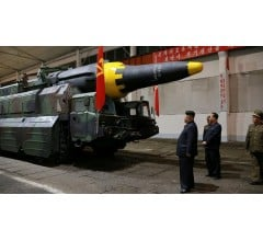 Image for Scud-Class Missile Launched by North Korea