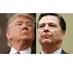 Image for President Donald Trump Fires Director of the FBI