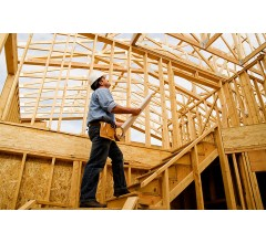 Image for US Home Builder Confidence Up, But We Aren't Out of the Water Yet