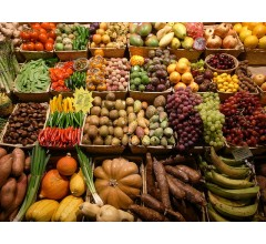Image for Americans Eat More Fruit Than Vegetables, But Too Little of Both