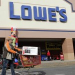Sales at Lowe's Top Wall Street, Helped by Purchases Related to Hurricanes