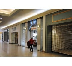 Image for Vacancies in Malls Reached High of Six Years