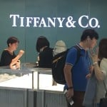 Tiffany Sales Figures Help Stock to Surge