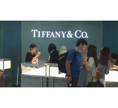 Image for Tiffany Sales Figures Help Stock to Surge