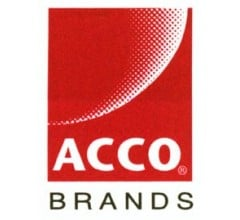 Image for ACCO Brands Co. (NYSE:ACCO) Expected to Announce Earnings of $0.27 Per Share