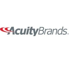 Image for Deutsche Bank AG Boosts Stake in Acuity Brands, Inc. (NYSE:AYI)
