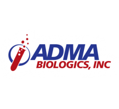 Image for ADMA Biologics, Inc. (NASDAQ:ADMA) Shares Purchased by Squarepoint Ops LLC
