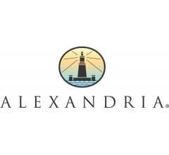 Image for Alexandria Real Estate Equities, Inc. (NYSE:ARE) Director Sells $1,590,000.00 in Stock