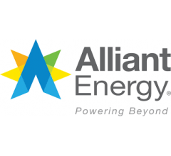 Image for Alliant Energy Co. (NASDAQ:LNT) Stake Reduced by State Street Corp