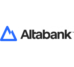 Image for Altabancorp (NASDAQ:ALTA) Short Interest Update