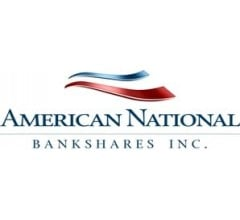 Image for American National Bankshares Inc. (AMNB) to Issue Quarterly Dividend of $0.27 on  September 17th