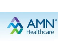 Image for AMN Healthcare Services, Inc. (NYSE:AMN) CFO Brian M. Scott Sells 5,000 Shares